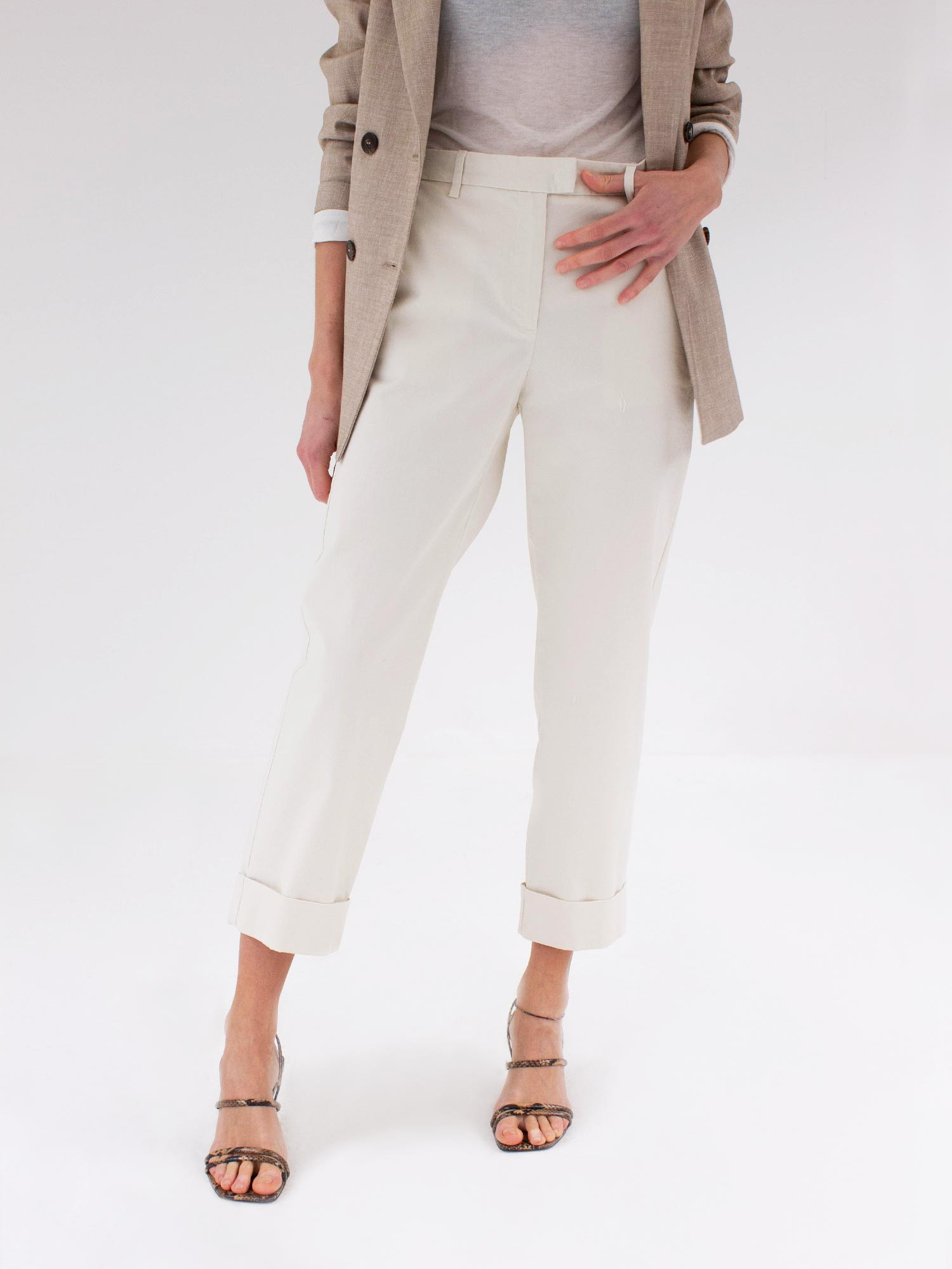 SIGARETTE TROUSERS